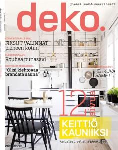 Deko Magazine riikka kovasin paperiliitin inspired by deko 10 2015