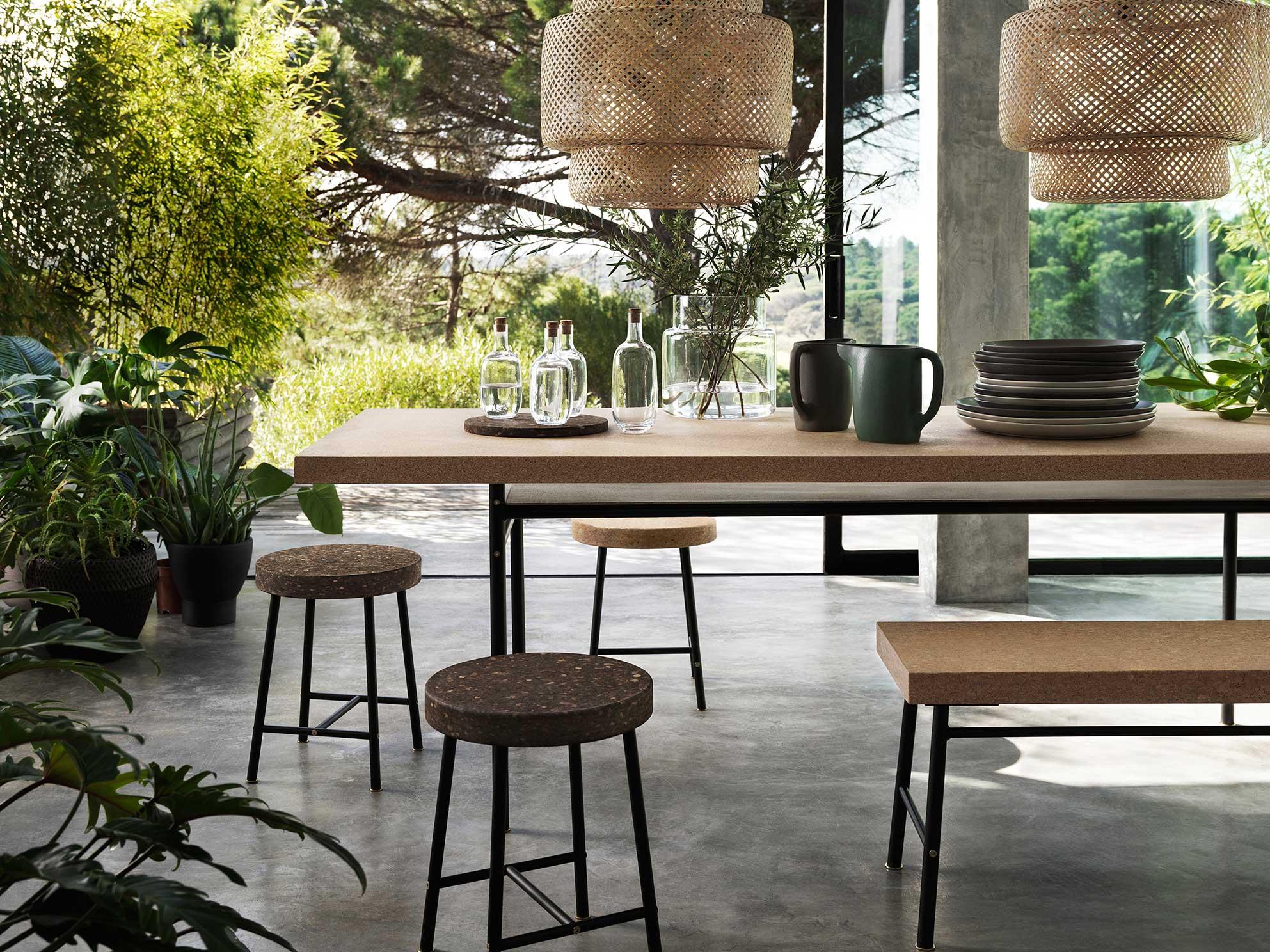 Ilse Crawfordin Ikealle suunnittelemaa Sinnerlig-mallistoa