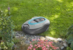 Robottiruohonleikkuri on hiljainen pihatyöläinen.