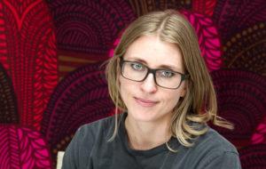 graafinen suunnittelija Sanna Annukka