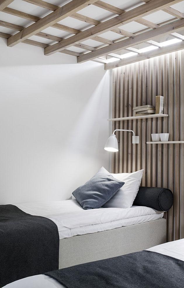 Dream Hostel & Hotel huone
