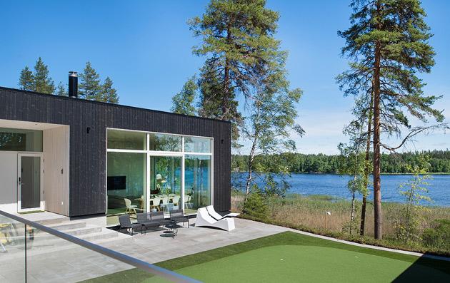 Talo Vahvaselkä, Mikkelin asuntomessut 2017.