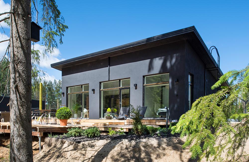 Villa-Kuusikko, Mikkelin asuntomessut 2017.