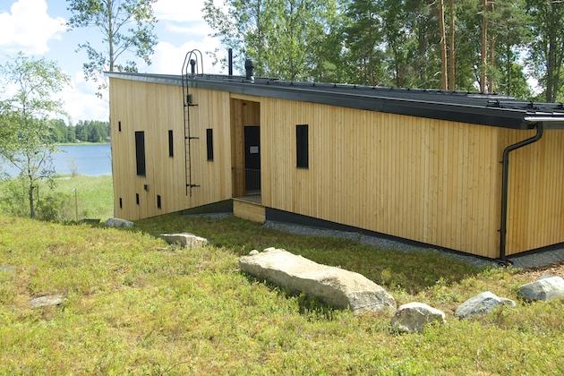 Talo MinunVALO Mikkelin asuntomessuilla 2017.