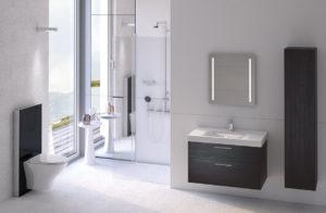 Luksusta kylpyhuoneeseen