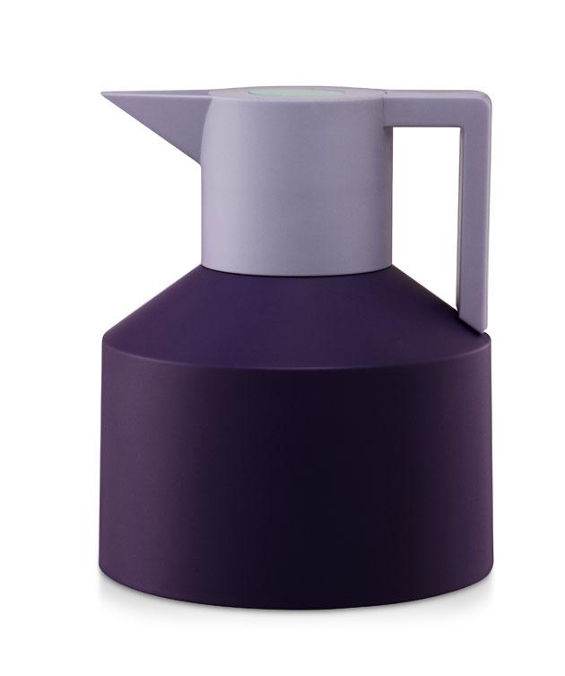 violetti termoskannu