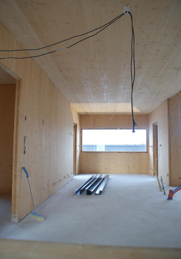 Talo Haltiatar Porin asuntomessuilla 2018 on Clt-talo.