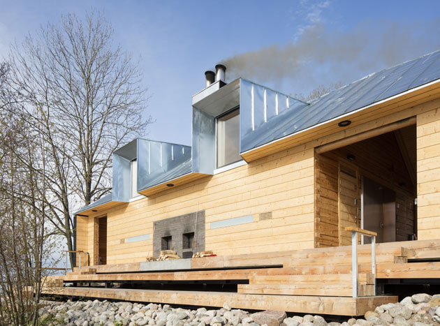 Lonnan sauna