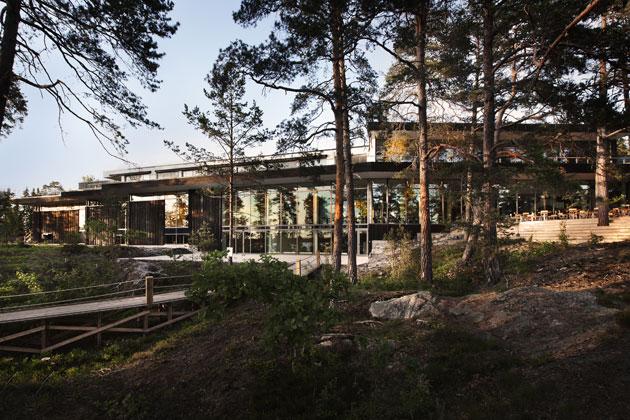 Artipelagin taidemuseo Ruotsissa
