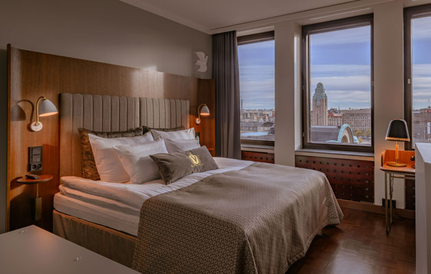 Sokos Hotel Vaakuna, Helsingin paras hotelli.